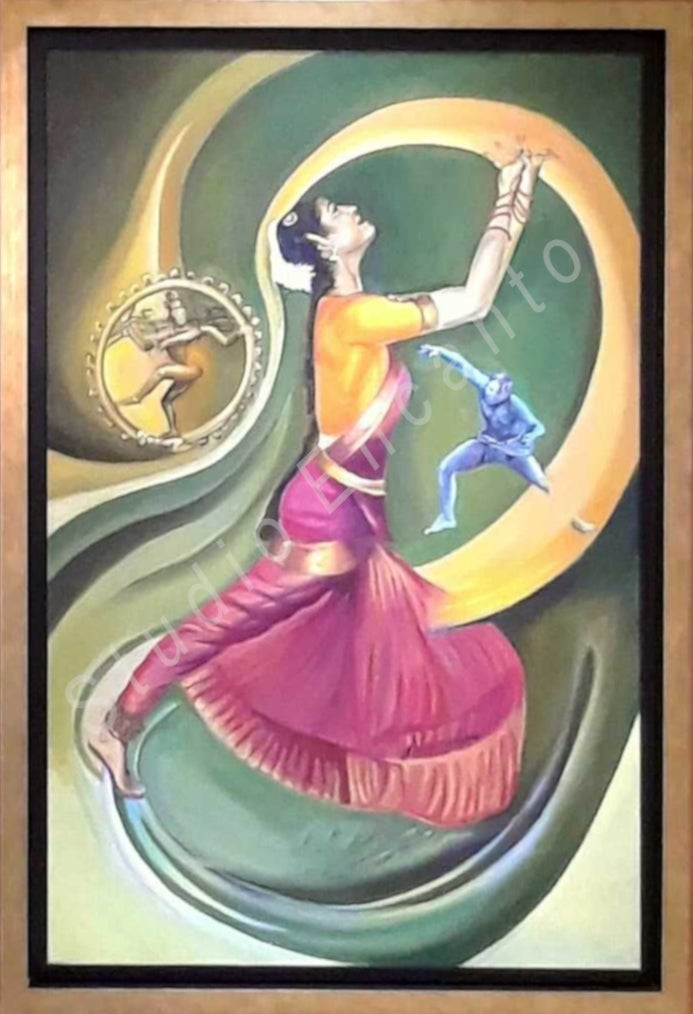 Image of La Danza de Shiva by Alejandra Goldberg