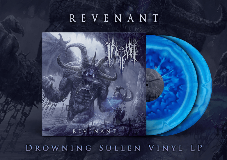 Image of INFERI - Revenant - Drowning Sullen Gatefold Double LP
