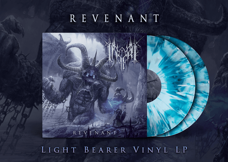 Image of INFERI - Revenant - Light Bearer Gatefold Double LP