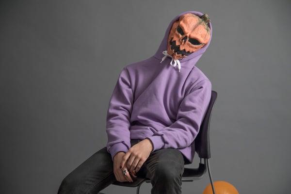 Image of Lavender Hoodie