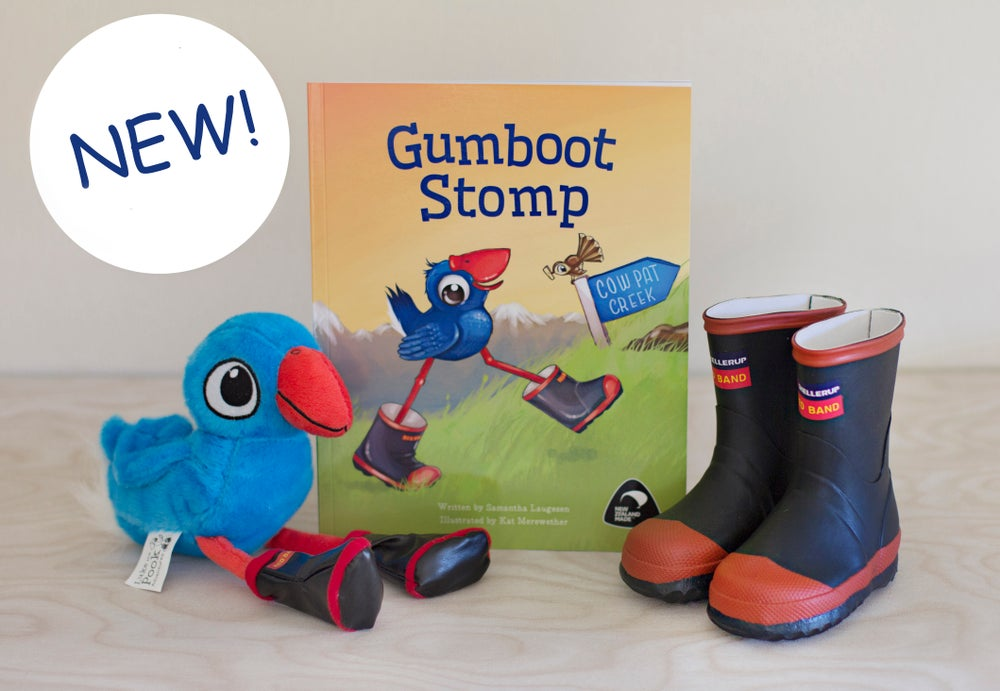 Image of GUMBOOT STOMP Package