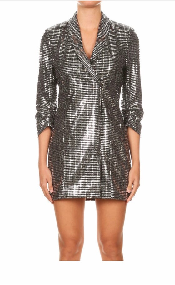 "Image of ""Disco"" dress"