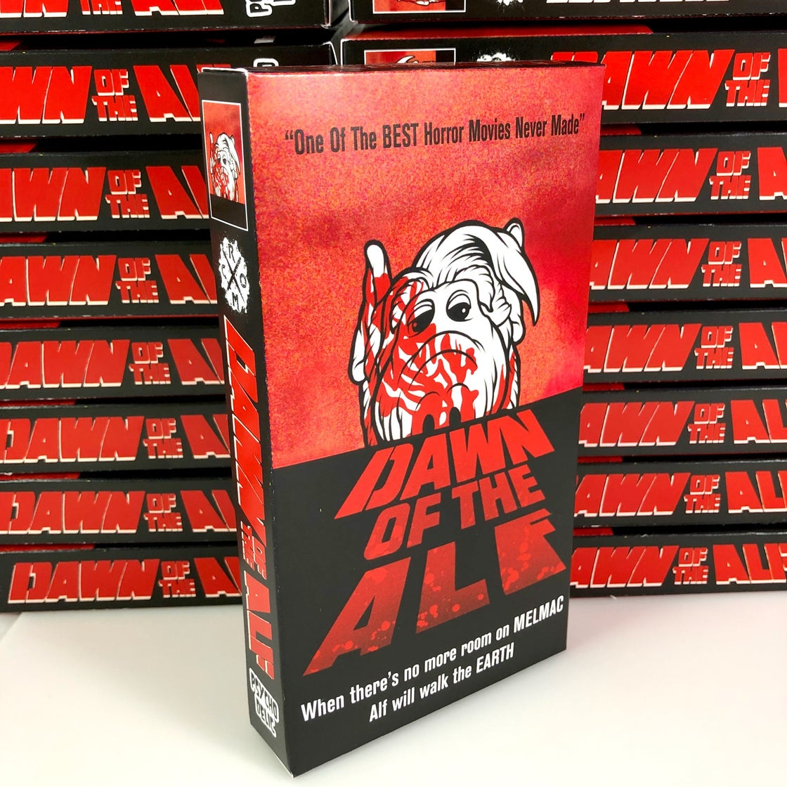 Image of Dawn Of The Alf VHS Box Set