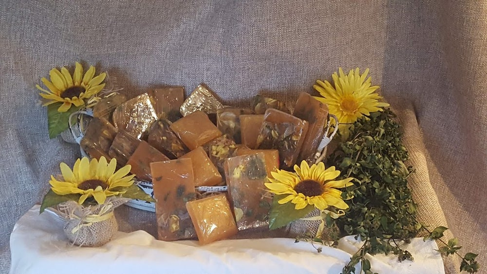 Image of The Ochun Golden Goddess Soap