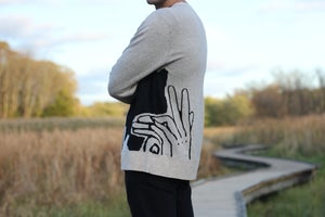Image of Shadow Puppet Cardigan