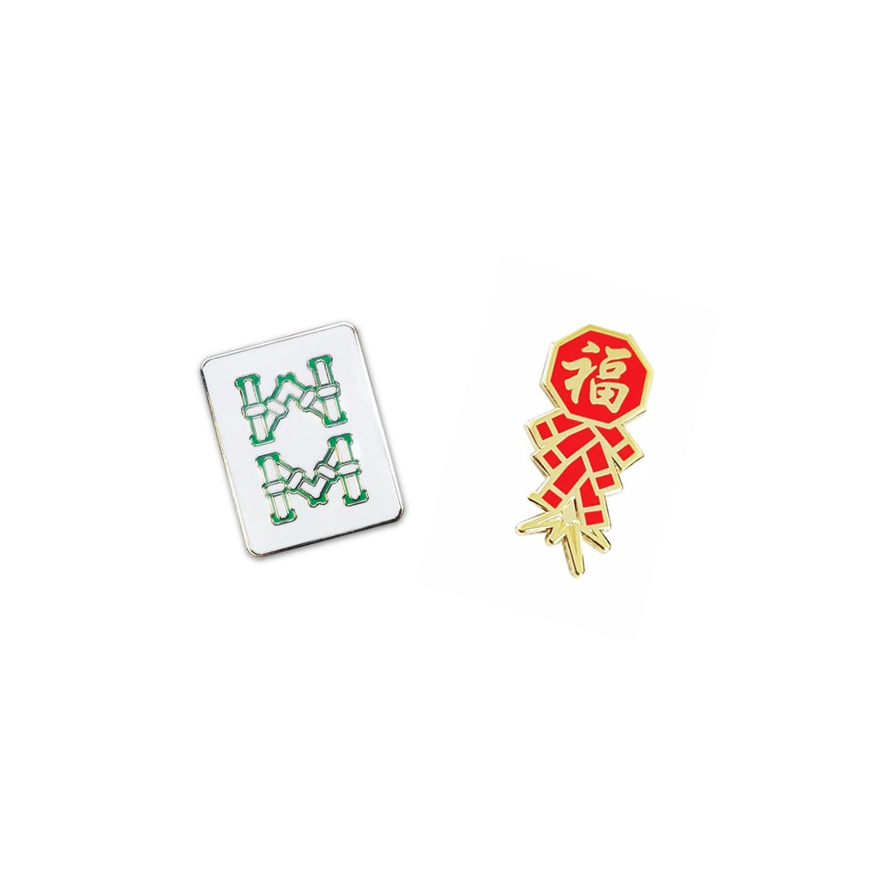 Image of Crazy Rich Asians Pins