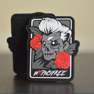 Image of Tacti-Skull Morale Patch
