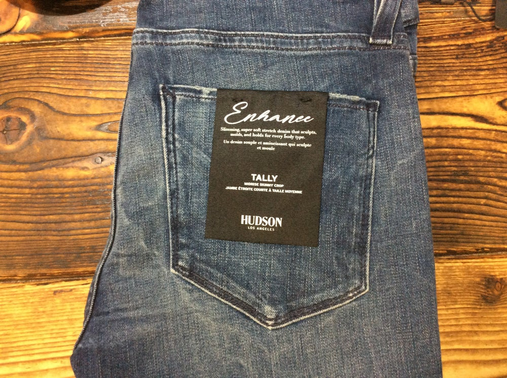 Image of Hudson Enhance Tally Jeans