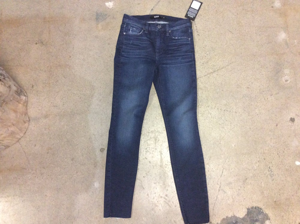 Image of Hudson Nico Jeans Blue Denim