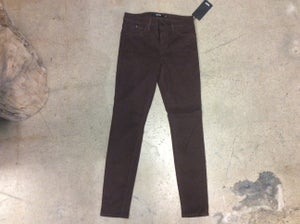 Image of Hudson Nico Brown Jeans
