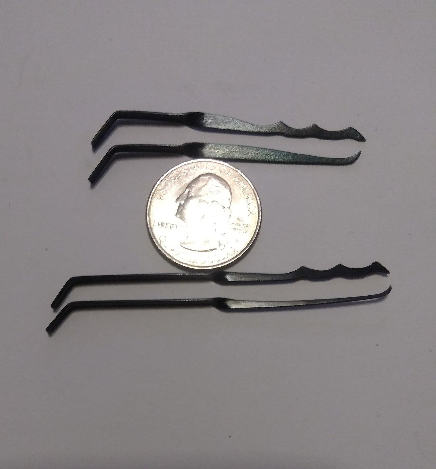 Image of Black Dragotas, Mini and Nano (Limited Quantities!)