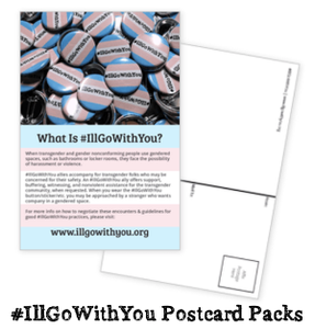 Image of #IllGoWithYou Postcards - Coming Back Soon!
