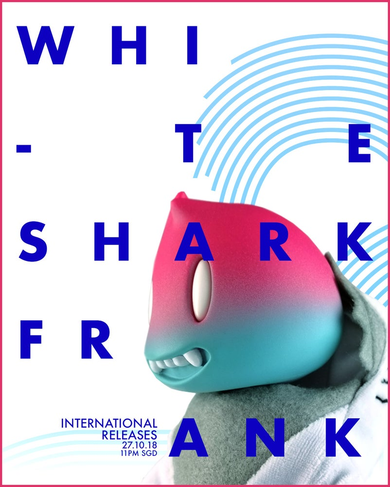 Image of White Shark Frank