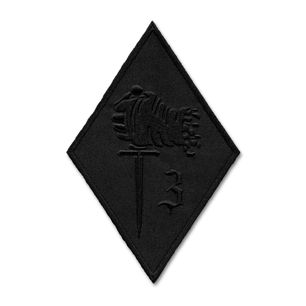 Image of Strike True Black Diamond Patch