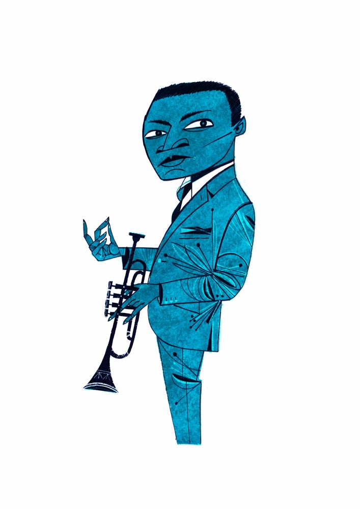 Image of miles davis kinda blue
