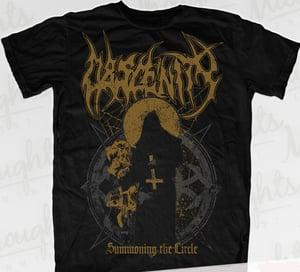 "Image of Shirt Design 1 "" Dark Monk """
