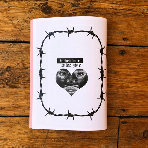 Image of Barbed Wire Tattoo Zine