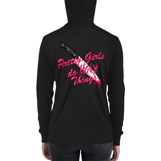 Image of Knife Fight Unisex hoodie