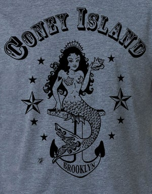 Image of Coney Island Mermaid Men's