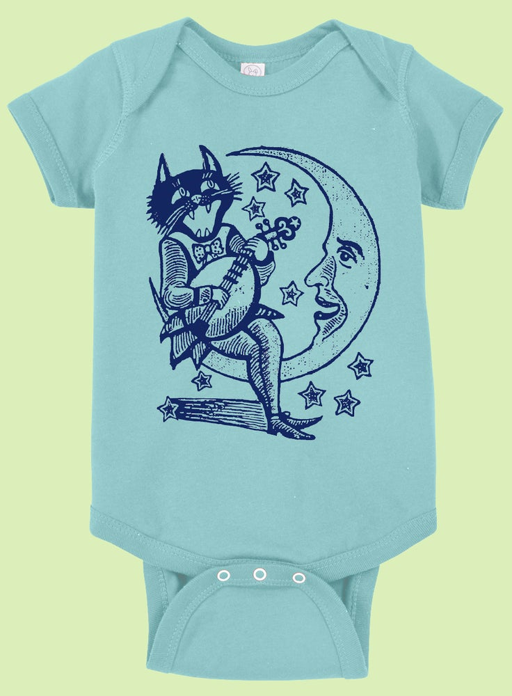 Image of Kitty Serenade Onesie