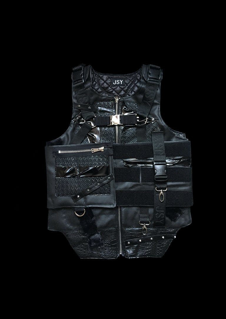 Image of MONSTER BULLETPROOF VEST