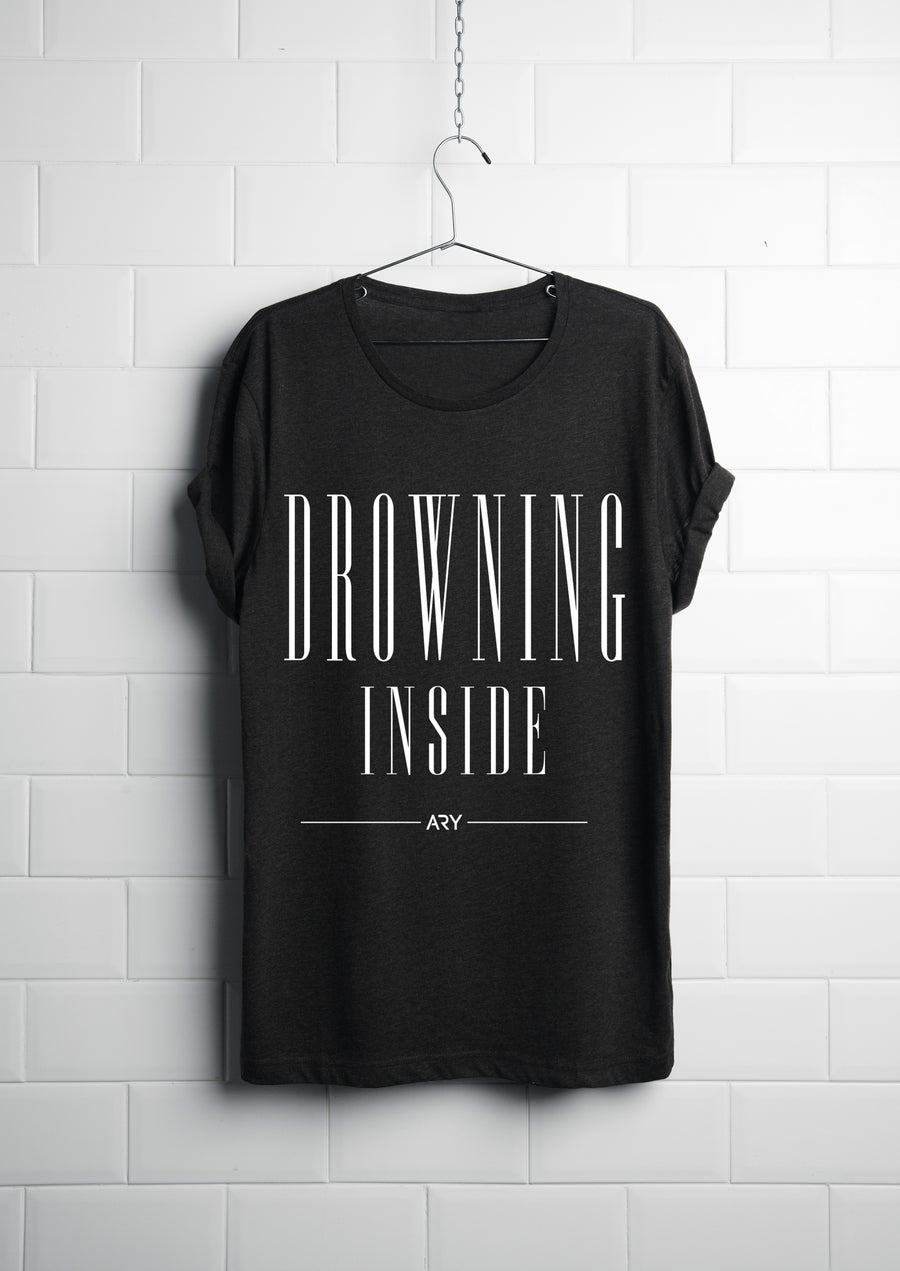 Image of Drowning Inside T-shirt