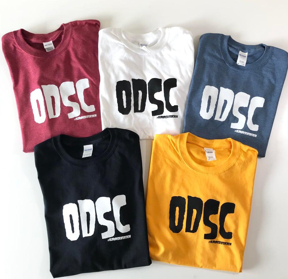 Image of ODSC Misfit Logo Shirt