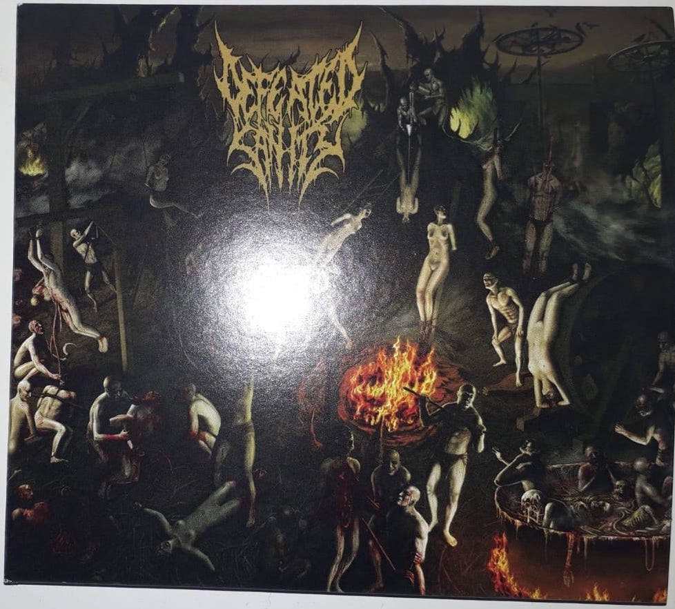"""Image of """"Chapters Of Repugnance"""" Digipak Re-release with Bonus"""