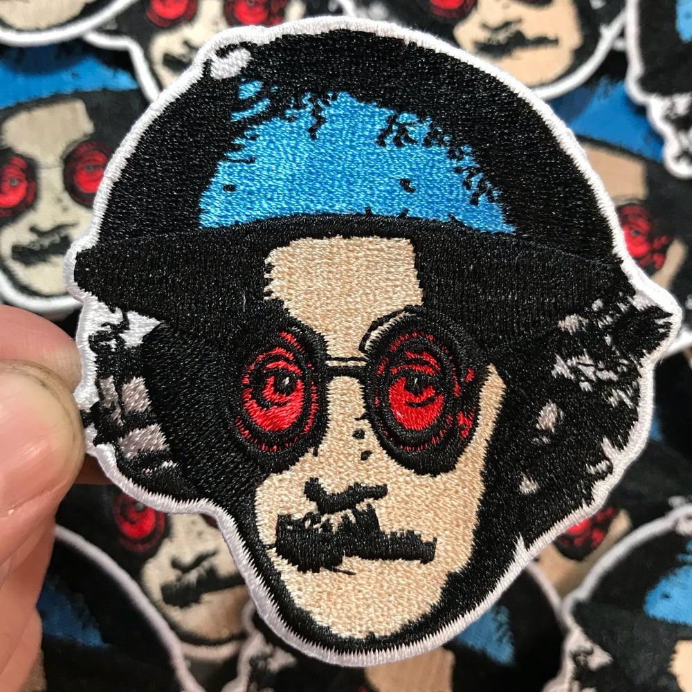 Image of Einstein Series 2 Embroidered Patch
