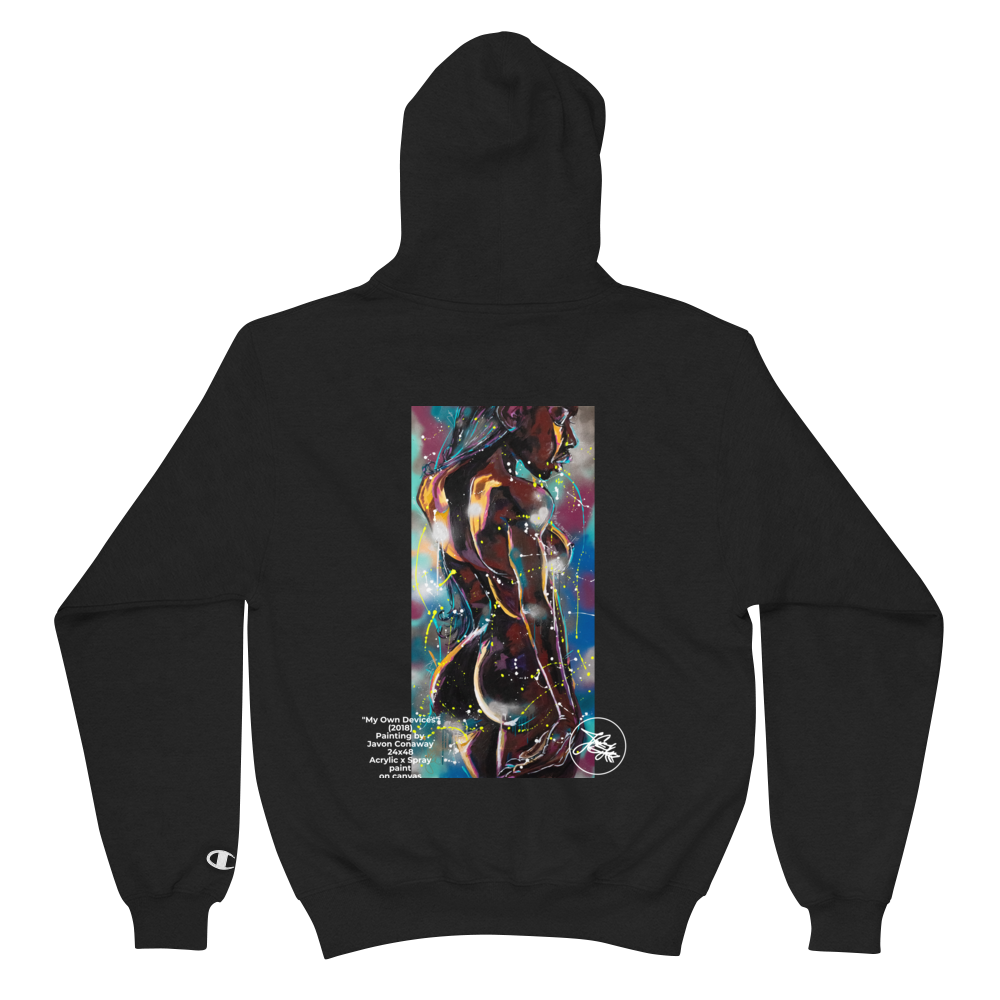 "Image of ABJ Champion Edition - ""My Own Devices"" hoodie"