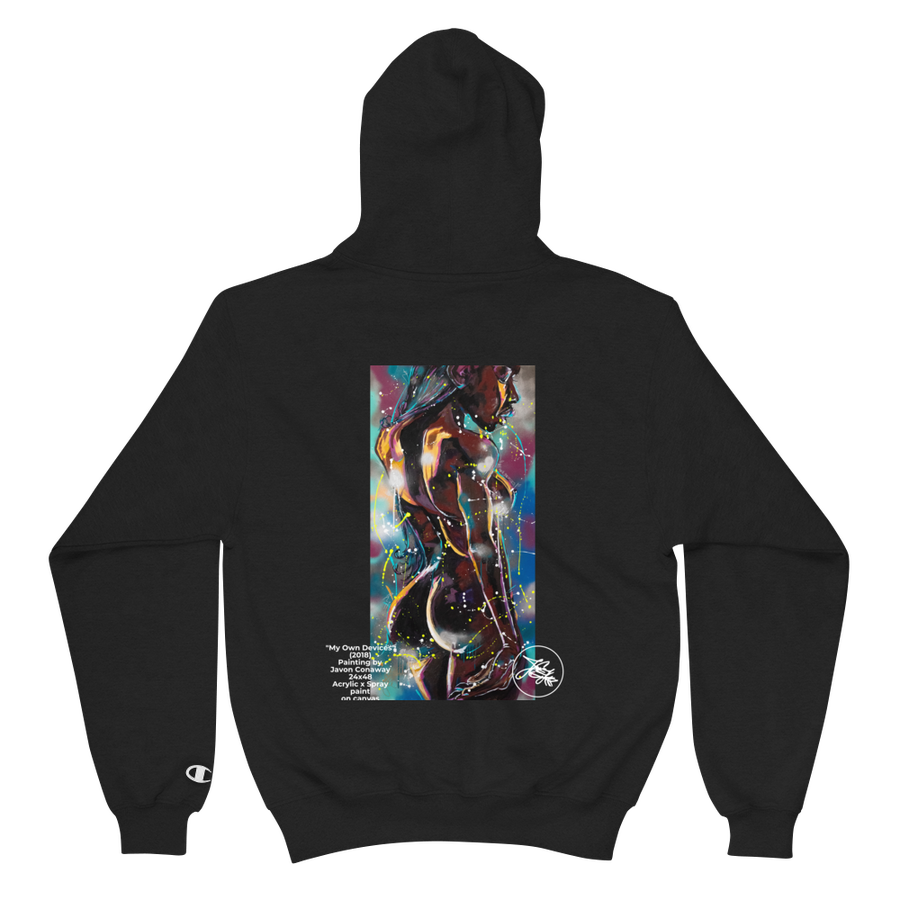 """Image of ABJ Champion Edition - """"My Own Devices"""" hoodie"""