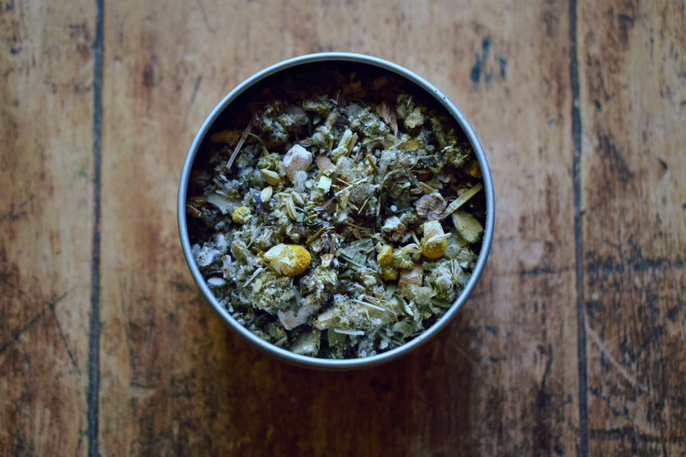 Image of The Seer   an herbal blend for the one who wants to see