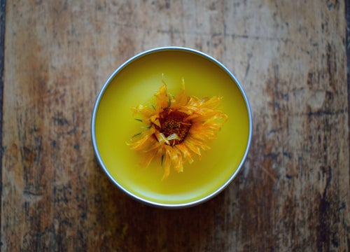 Image of Calendula Salve | small-batch | garden-grown | pure magic