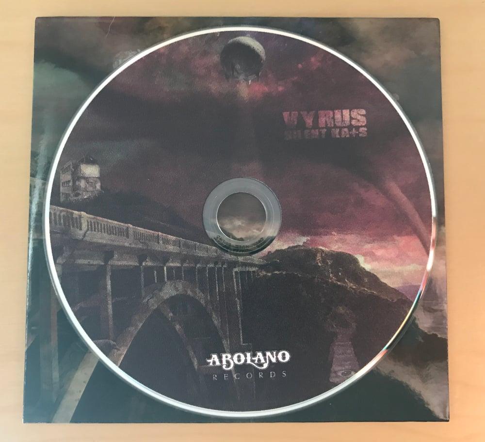 Image of VYRUS - SILENT KAOS (CD)