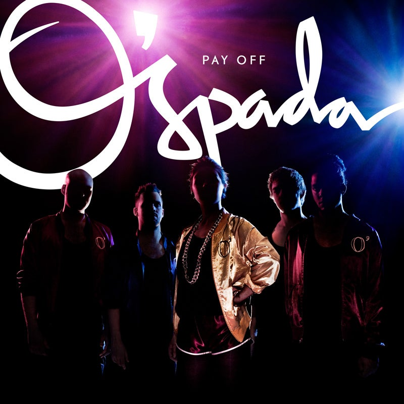 Image of O'Spada - Pay Off [CD]