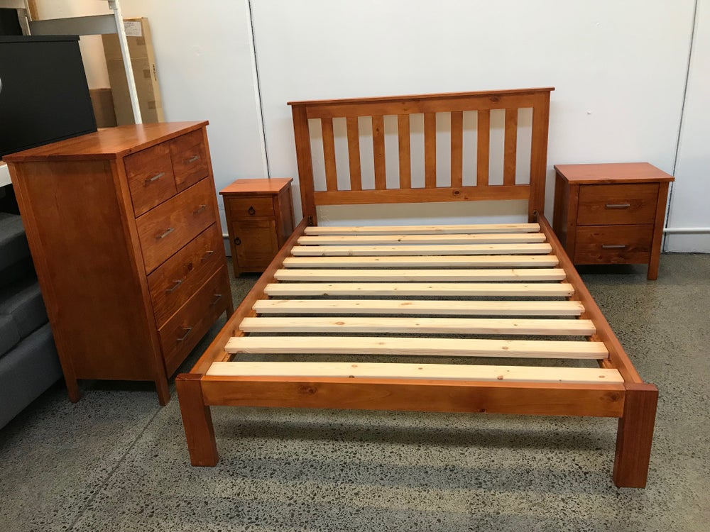 Image of Tracy Bed Frame-Lite