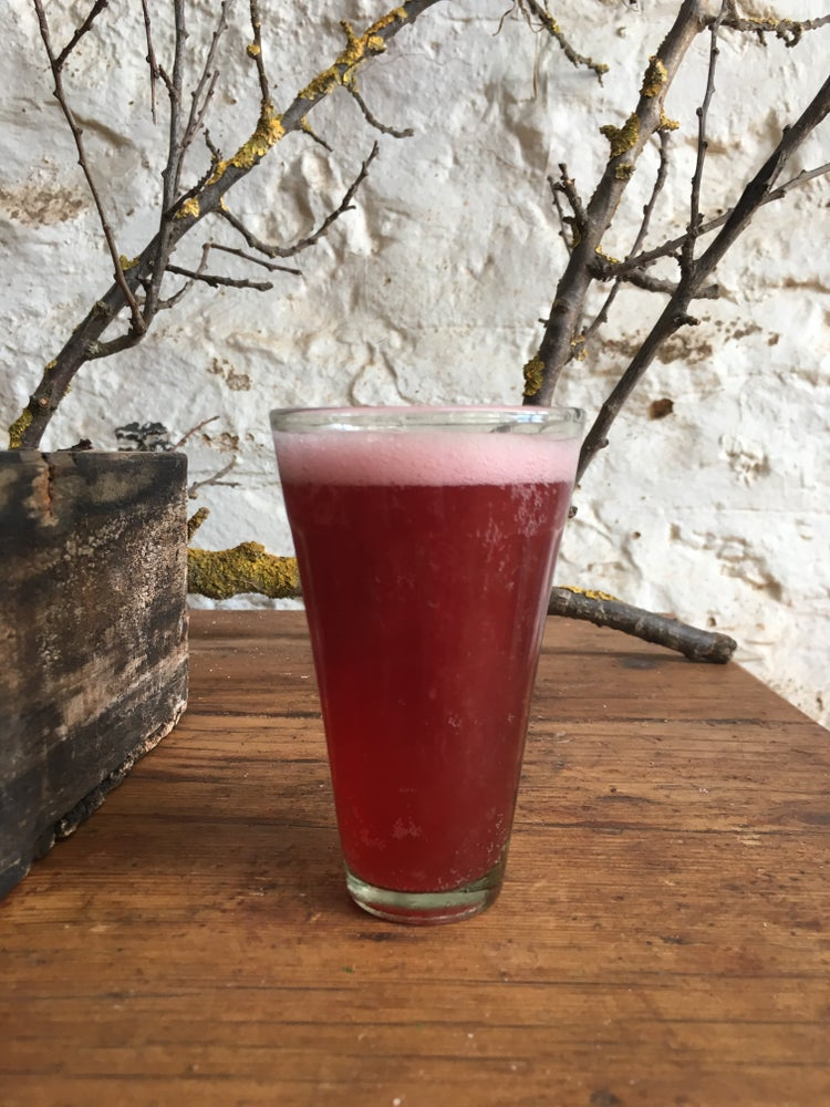 Image of Organic Elderberry and Goji Kombucha by the keg
