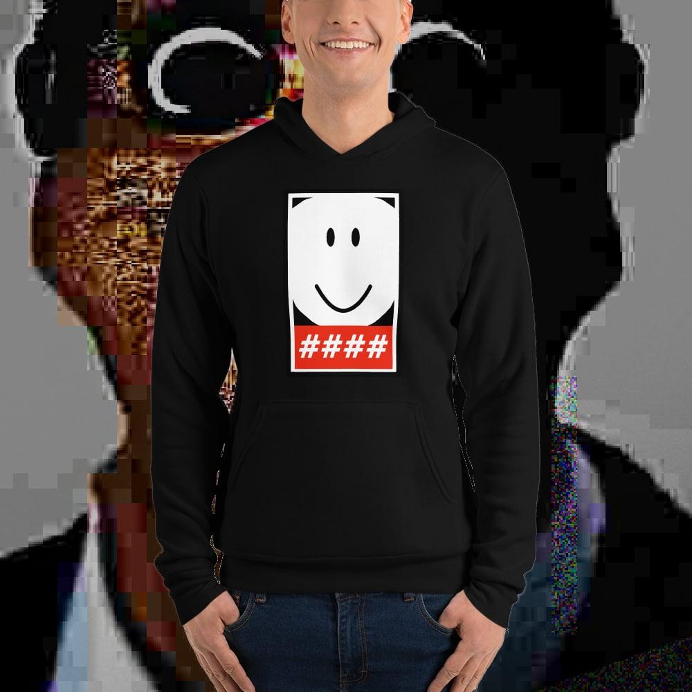 Image of HASH Unisex Hoodie (Edgy Black)