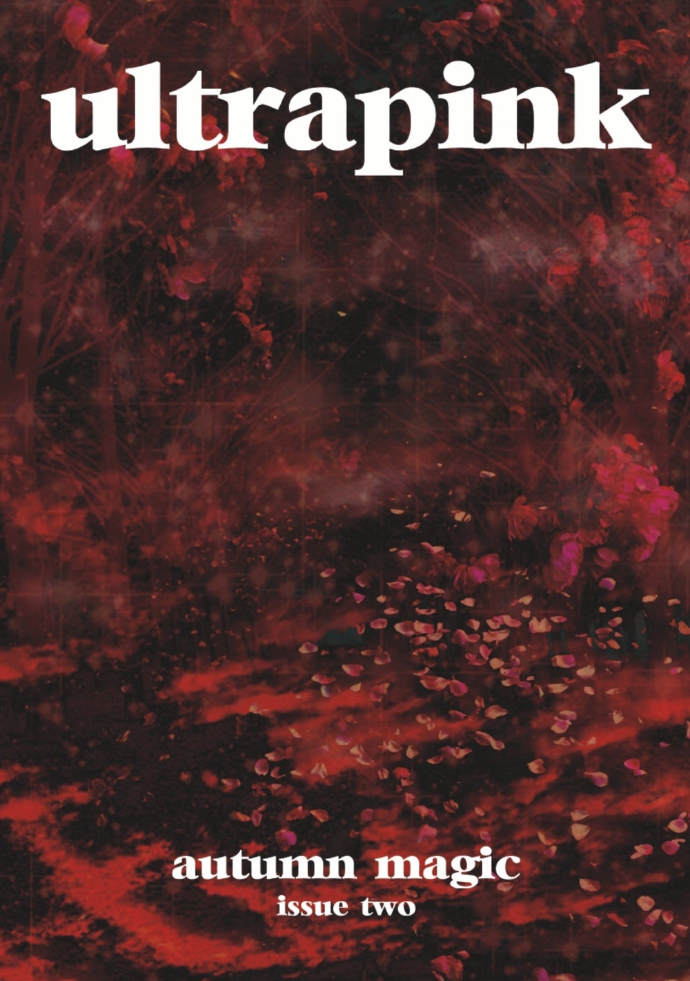 Image of ultraPINK issue TWO - autumn magic