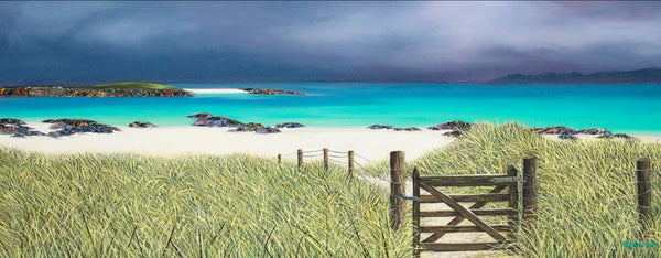 Image of Iona grasses giclée print ALL SIZES