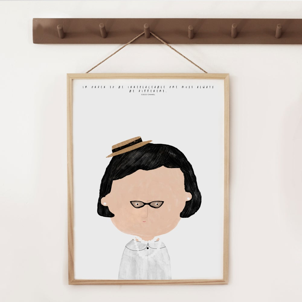Image of GREAT PEOPLE LIKE COCO ILLUSTRATION