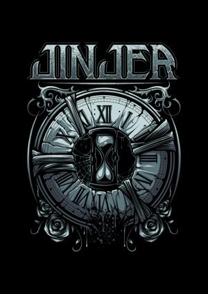 Image of JINJER - Captain Clock - T-SHIRT