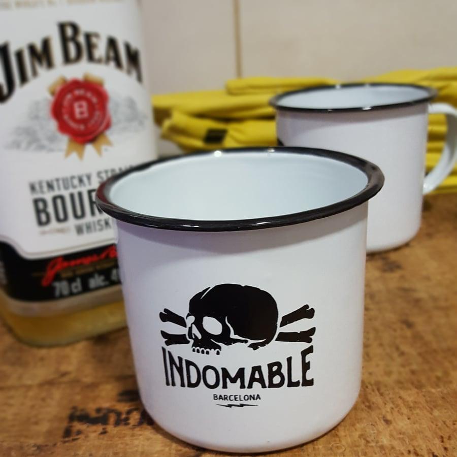 Image of 2x Pack enamel mug - EXCLUSIVE AT ONLINE STORE