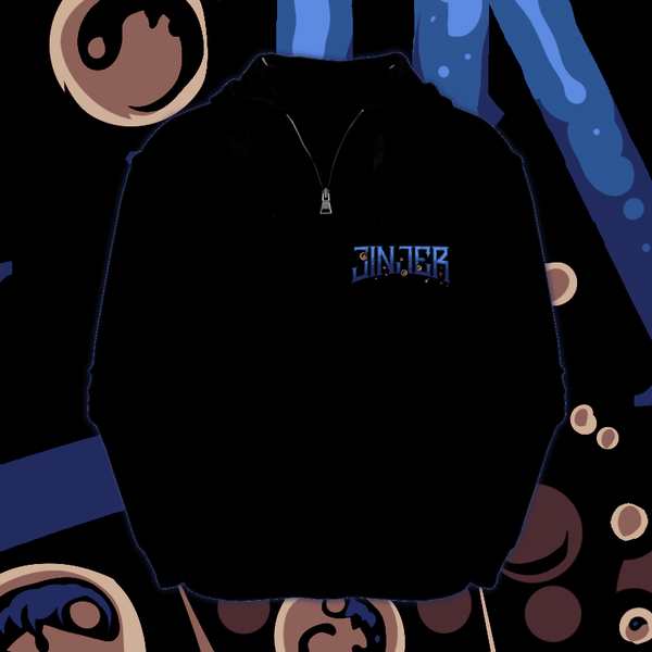 Image of JINJER - Embryo - Zipper Hoody