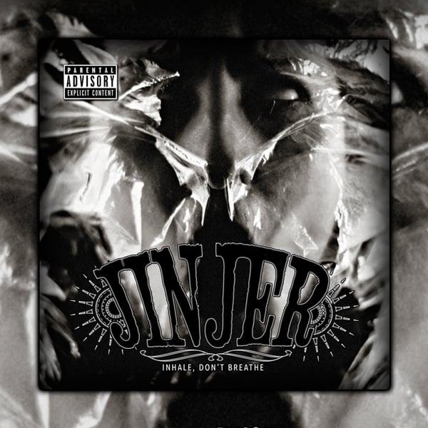 Image of JINJER - Inhale, Don't Breathe - CD (reissue 2018)