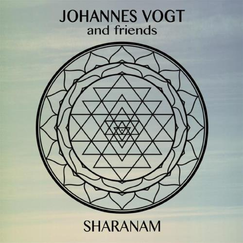 Image of SHARANAM - Johannes Vogt and friends (CD)