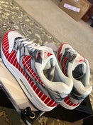Image of Nike Air Max 1 LHM - Los Primeros - White / University Red