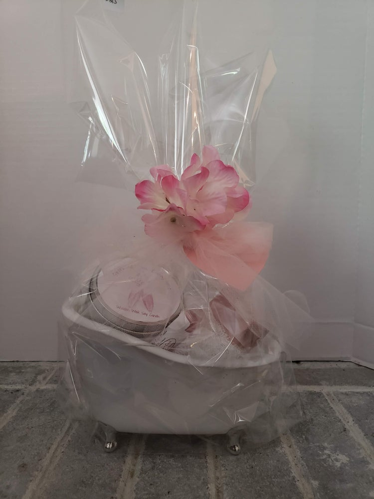 Image of Vintage Tub Gift Set