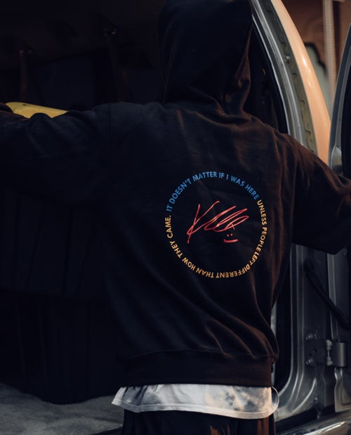 Image of Fall Signature Hoodie