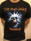 Image of SIX FEET UNDER-Maximum Violence/Haunted-T-shirts